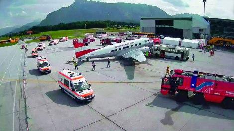 Emergency response exercise