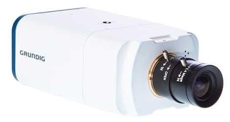 Low light box camera