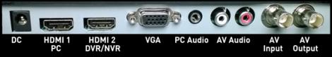 GML-2231M ports
