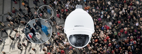 30x optical zoom IP speed dome