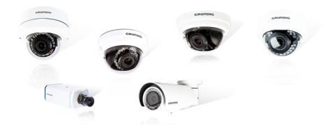 Cameras with Xarina DSP