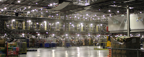 Tesco Frozen Distribution Centre
